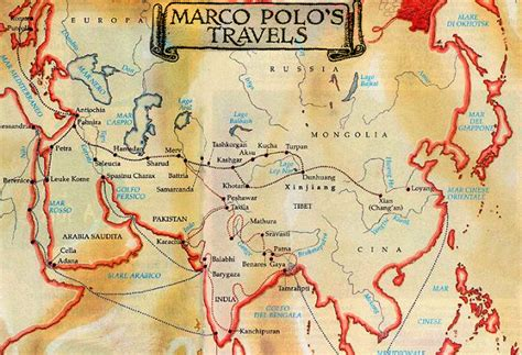 marco polo facts biography travels marco polo s travel to the other side of the world l