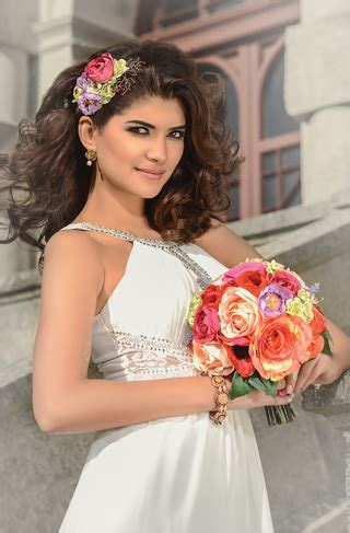 Wedding Hair Accessories To Hire by Cerise Blossom Khush Mag Asian Wedding Magazine For