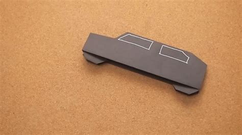 Make A Car With Paper - 17 best images about origami on simple craft