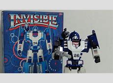DX9 03 INVISIBLE (G1 Mirage) third party Transformers ... G1 Transformers Mirage Review