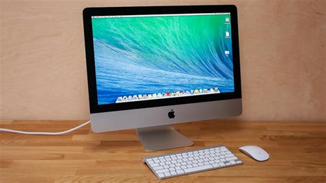best all in one 2014 apple imac 21 5 inch 2014 review cnet