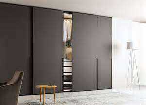 ghost sliding door wardrobe contemporary wardrobes
