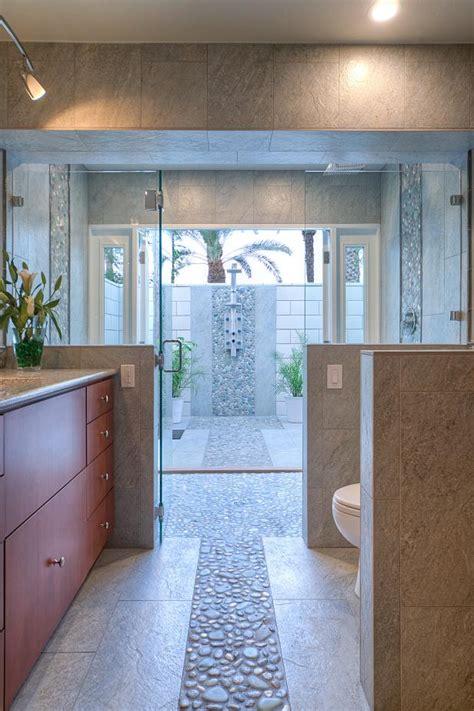 indoor outdoor bathroom hgtv photo page hgtv