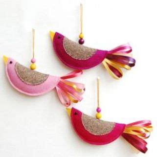Hanging Paper Crafts - paper craft birds hanging easy arts and crafts ideas
