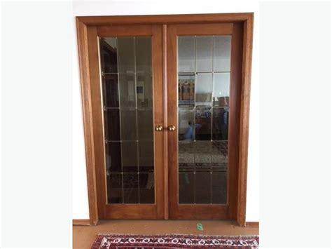 Interior Leaded Glass Doors Interior Leaded Glass Divided Lite Door Saanich
