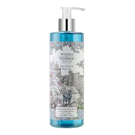Blue Water Lotion bath woods of