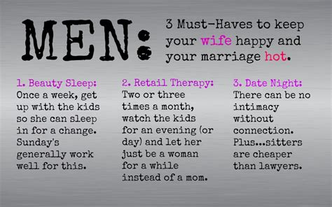 How to keep marriage happy