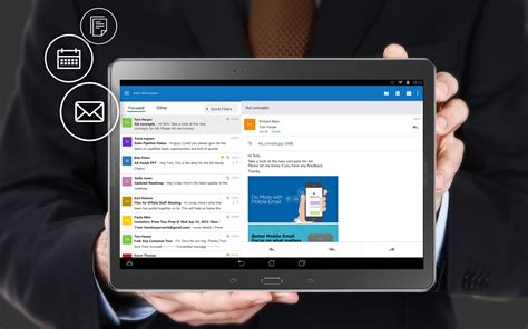 owa for android microsoft launches outlook for ios and android techcrunch