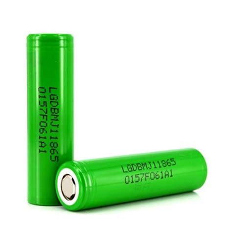 Lg Dbmj1 18650 Li Ion Batt 3500mah 10a 37v W Flat Top Ori Hija lg chem inr18650 mj1 3 6v 18650 3500mah max 10a imr 18650 high capacity 18650 battery cell