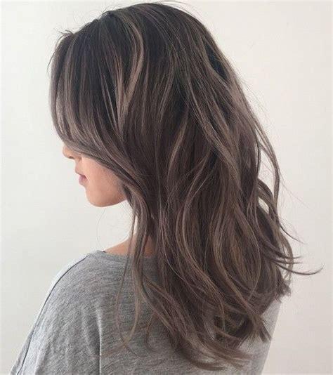 brunette graying hair best 25 cool brown hair ideas on pinterest dark