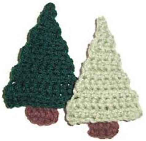 ravelry crochet christmas tree pattern by free craft
