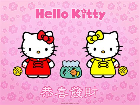 hello kitty new year wallpaper hello kitty new year wallpapers hello kitty happy new year