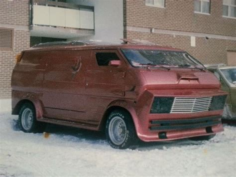 quot wild rose quot custom 70 s van custom vans man custom