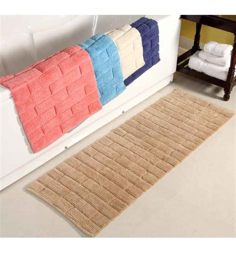 bathroom runners cotton bathroom runners cotton 28 images cotton bath mat