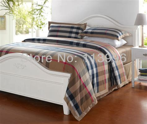 guys bed sets aliexpress com buy yarn dyed 50s striped men bedding