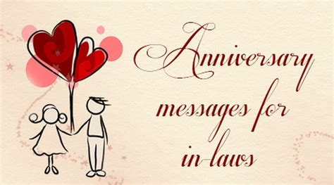 Wedding Anniversary Wishes For Inlaws anniversary messages for in laws marriage anniversary wishes