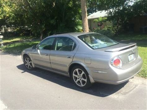 2002 nissan maxima for sale used 2002 nissan maxima for sale by owner in ta fl 33694