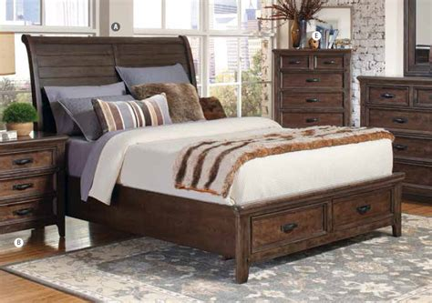 bedroom furniture san diego ives bedroom set 205250