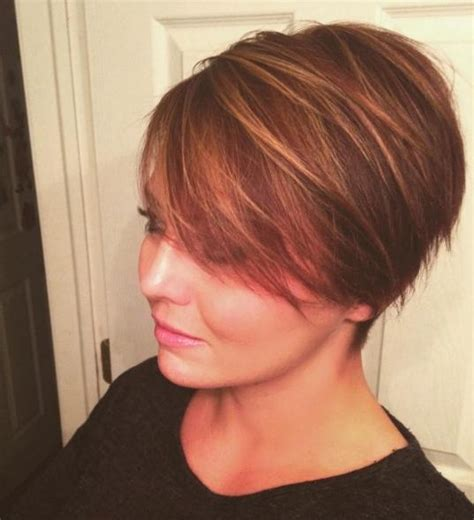 18 beautiful short hairstyles for round faces 2016 bobs 20 best collection of edgy short hairstyles for round faces