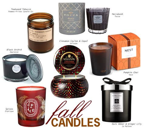 best candles a good hue the best fall candles