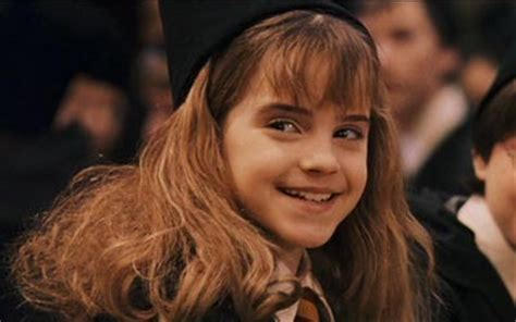 hermione granger in the 1st movoe do you like hermione granger better in the books or the