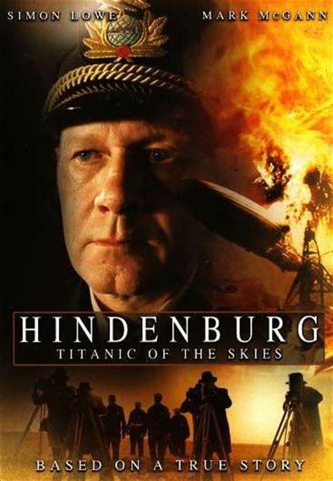 film titanic waargebeurd hindenburg titanic of the skies 2007 moviemeter nl