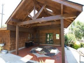 Wood patio cover ideas homemade patio ideas diy covered patio ideas
