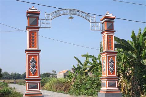 desain gapura stainless bengkel las jogja pusat pembuatan pagar kanopi teralis
