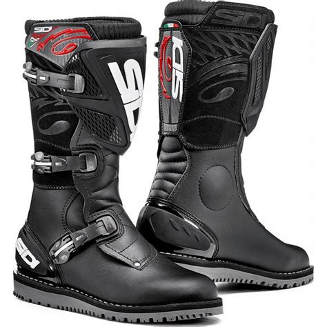 sidi motorcycle boots sidi trial zero 1 motorcycle boots arrivals