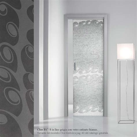 porta scorrevole interna porta scorrevole interna vetro satinato bianco mdb