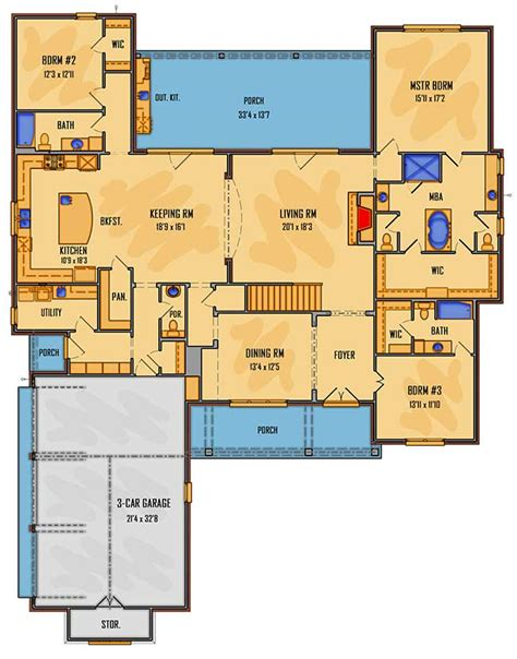 e plans house plans five bedroom house plans eplans mediterranean house plan