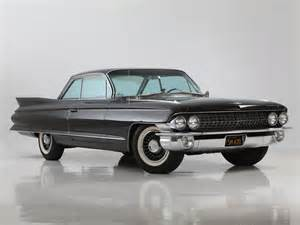 1961 Cadillac Coupe 1961 Cadillac Coupe De Ville Luxury Classic F Wallpaper