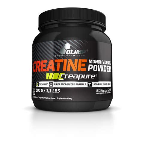 10g of creatine creatine monohydrate powder creapure