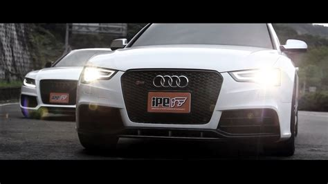 Audi S5 Sportback Sound by Audi S5 Sportback V6 3 0t Insane Loud Sound Ipe Exhaust