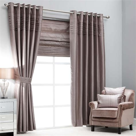 gray thermal curtains elements grey camden lined eyelet curtains dunelm the