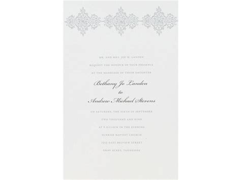 hobbylobby wedding templates 17 best ideas about hobby lobby wedding invitations on