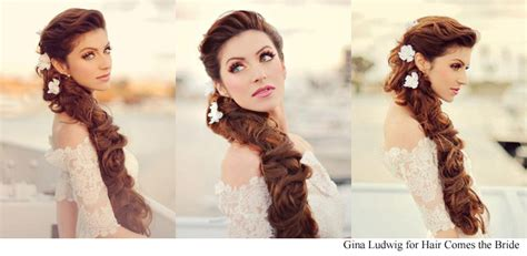 braided bridal hairstyle ideas for your wedding day hair