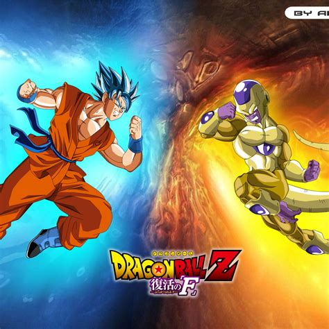 wallpaper dragon ball keren photo collection wallpaper goku resurrection f