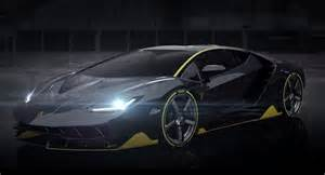 Lamborghini Where Is It Made Lamborghini Centenario Makes Brief Appearance In Teaser