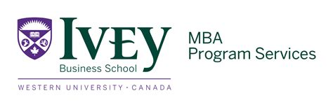 Best Community Service For Mba Application by Logos Ivey Brand