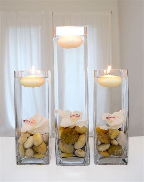 Vases With Floating Candles by Is It Home Improvement Time Find All Sorts Of Diy Ways To