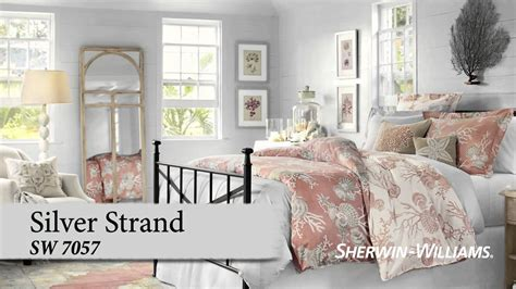 bedroom color ideas  sherwin williams pottery barn youtube