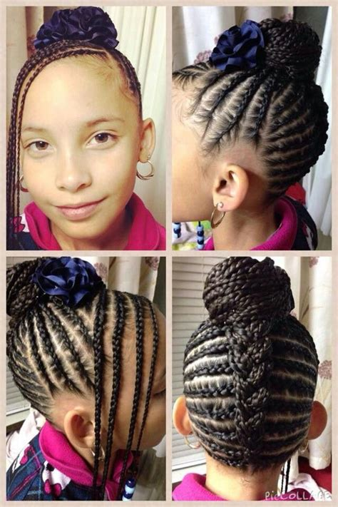 hairstyles plaited children 1000 ideas about kids braided hairstyles on pinterest