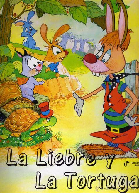libro yoruga la tortuga y la liebre y la tortuga cuento infantil ilustrad comprar libros de cuentos en todocoleccion