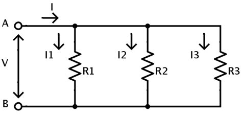 voltage across resistor in parallel circuit resistors in parallel equivalent resistance formula