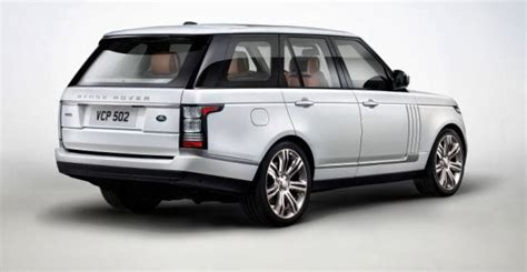 expensive range rover range rover unveils most expensive model photos