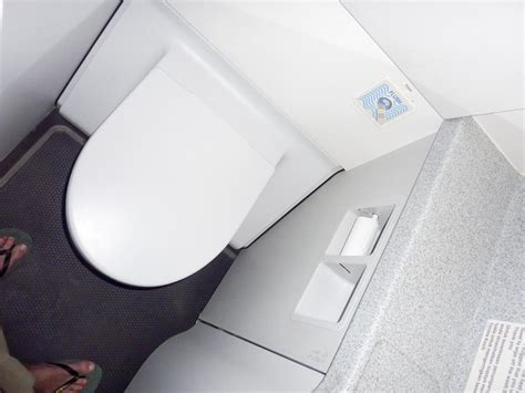 bathroom phobia how to not be scared of the airplane toilet 8 steps