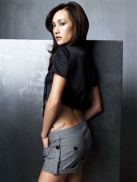 q tattoo pictures celebrity tattoo of the day nikita edition maggie q