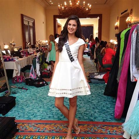 Black Wears Miss Crown 2 by Katherine Haik Of Louisiana Crowned Miss Usa 2015