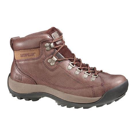 New Promo Sepatu Low Safety Boots Caterpillar Suede Grosir Termurah 1 cat footwear s active alaska brown leather hiker boot